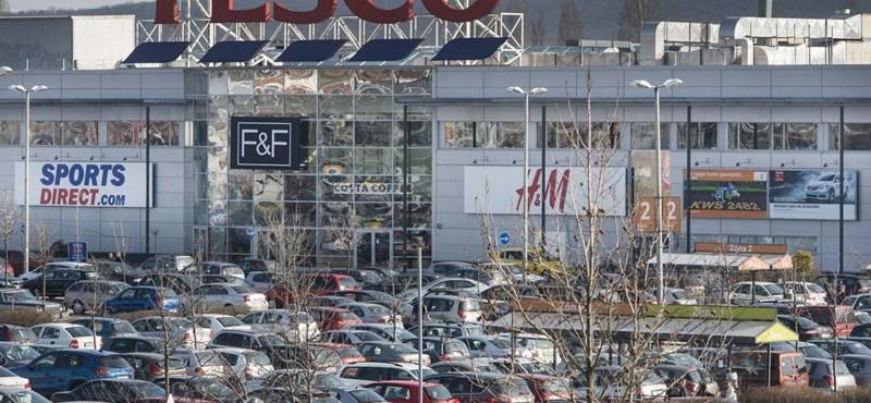 Durvul a sztrájk, Győrben már bezárt az összes Tesco Express