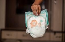 Gyomirtót mutattak ki Franciaországban kapható pelenkákban