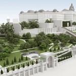 Ilyen lesz a felújított Várkert Bazár