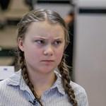 Greta Thunberg lett idén a Lelkiismeret Nagykövete