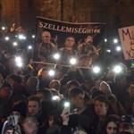 Parádés válaszokat adott a rendőrség a szombati tüntetésről