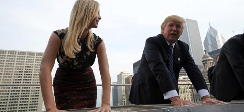 Micsoda csapás, Ivanka Trump kiszáll a divatüzletből, hogy a politikára összpontosítson