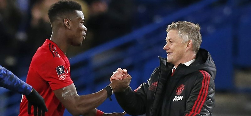 Pogba mégis marad a Manchester Unitedban?