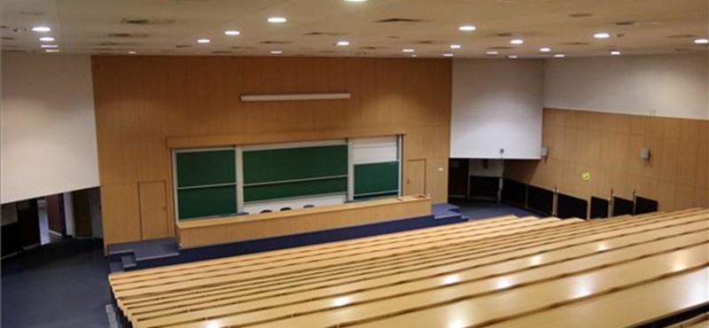 Itt az első átállás: hétfőtől távoktatás lesz a Miskolci Egyetemen
