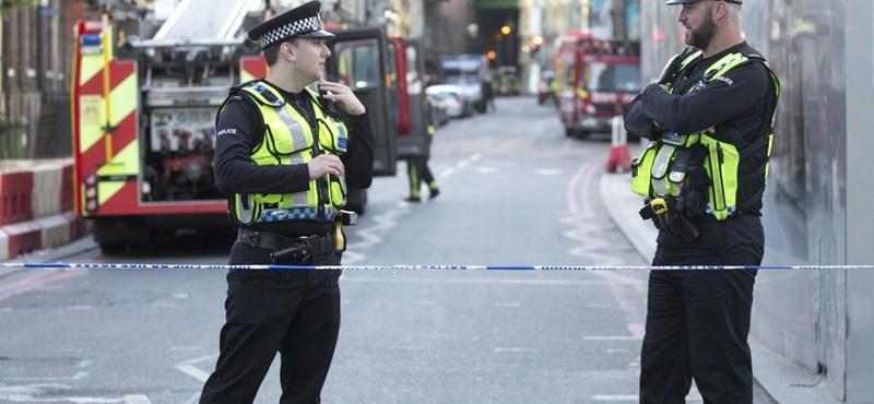 Az Iszlám Állam magára vállalta a londoni merényleteket