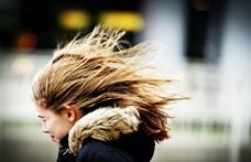 Új szélrekord született Budapesten