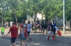 Így lehet közlekedni Budapesten a magyar-francia meccs vége után