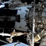 Megint gond van a Nemzetközi Űrállomáson