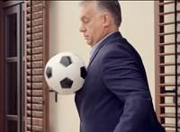 Az FTC vezérigazgatójának a cége készítette a filmet, amin Orbán kirúgja a labdát a Karmelita Kolostorból