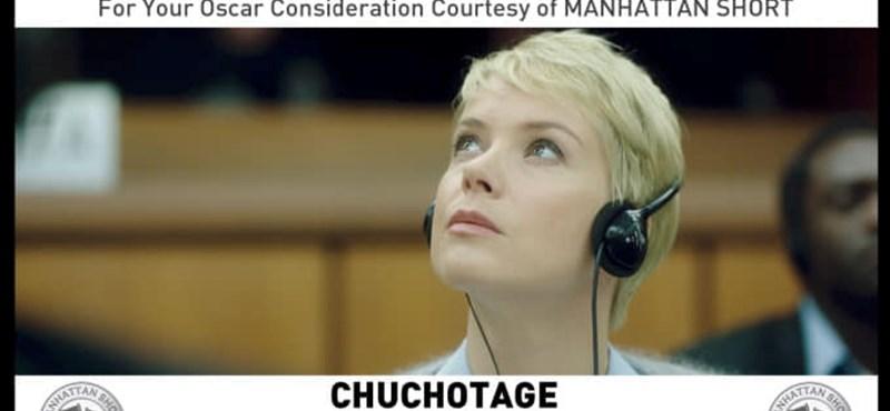 A szinkrontolmács coming outol – most megnézheti az Oscar-esélyes magyar rövidfilmet