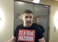 Elájult az egyik TV2-s dolgozó, mikor a Jobbik bement a tévébe