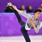 Most egy tini írt történelmet az olimpián – videó
