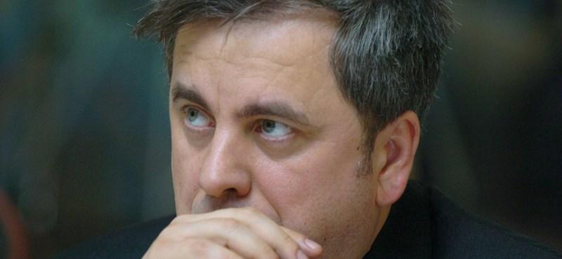 Friderikusz Sándor 300 millió forintért árulja a belvárosi luxusirodáját
