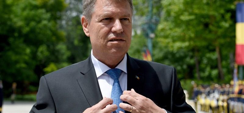 """Román elnök: """"Románia legnagyobb pártja egy bűnözőt segítő lobbicsoporttá alakul"""""""
