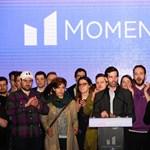 Tüntetni is lehet menni a Momentum telekocsis appjával