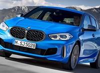 7,99 millió forinttól indul itthon az új 1-es BMW