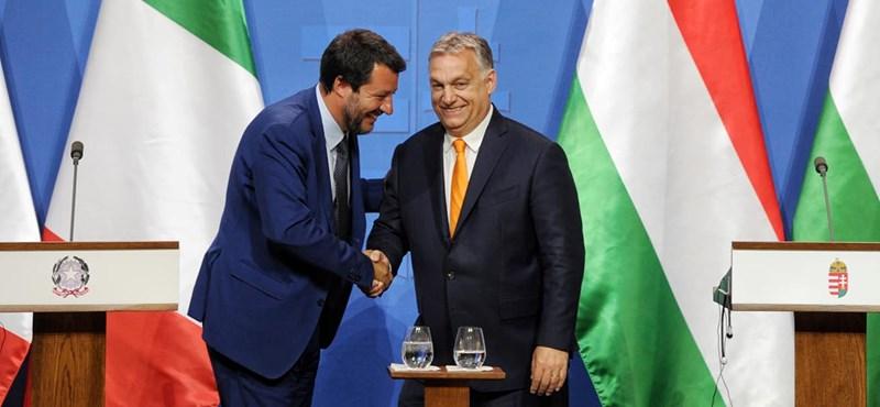 Orbán Viktor hülyének nézi az olasz miniszterelnököt