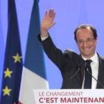 Felmérés: Hollande nyeri a francia elnokvalasztast