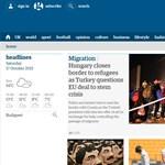 Fotók: Ismét a nemzetközi címlapokon Magyarország