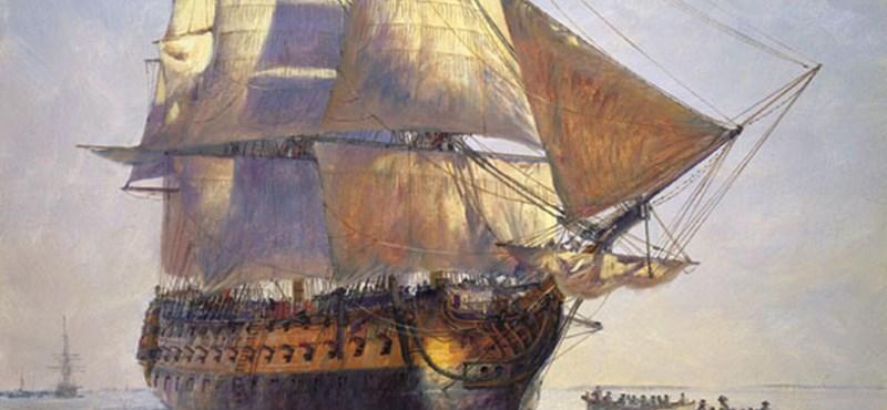 Felszínre hozták Feketeszakáll elsüllyedt hajóágyúját