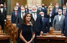 """Orbán Viktor azt kérte Novák Katalintól, hogy """"adjon bele mindent"""""""