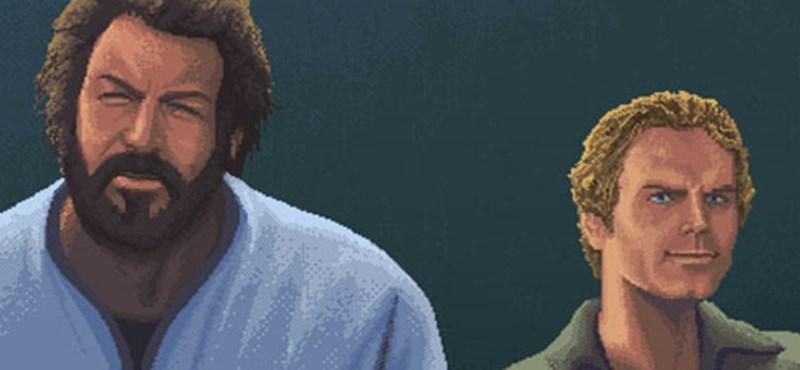 Bud Spencer-rajongó? Ütős videojáték készült, tényleg olyan lett, mint a filmek