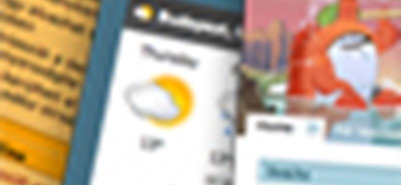 A legjobb internetes start oldalak