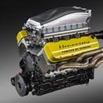 Cél az 500 km/h: kidobták a hiperautó régi motorját, az új 1800+ lóerős lett
