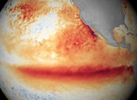 Megjött a hírhedt El Niño, de idén állítólag nem csinál nagy galibát