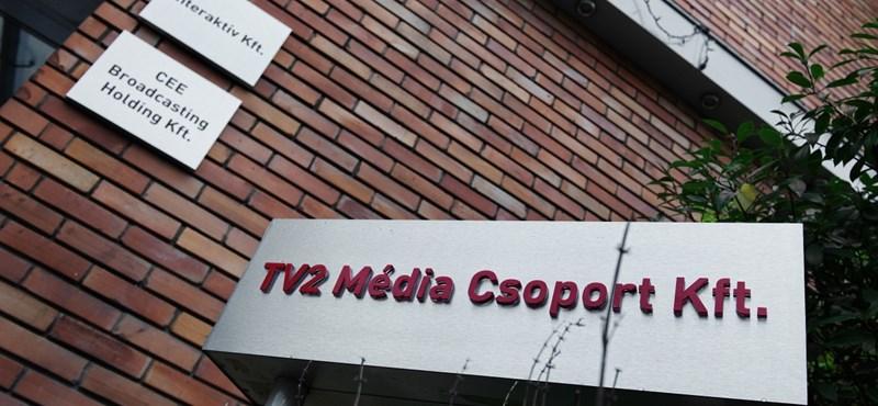 Öt vezetőt rúgtak ki pénteken a TV2-től