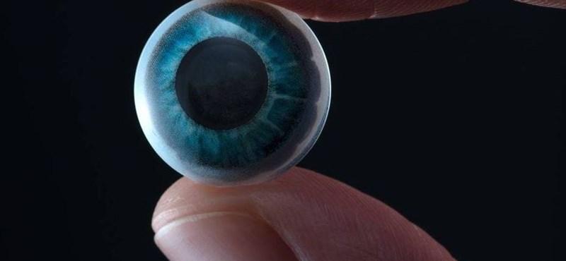 Szupererőt ad a szemeknek az új kontaktlencse, a sötétben is lát vele az ember