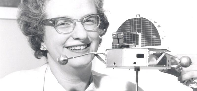 Meghalt a Hubble űrteleszkóp anyja, Nancy Grace Roman