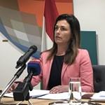 Varga Judit Magyarország egyik legsportosabb politikusa – dicsérte a minisztert a DVTK-elnök