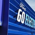 Elektromosautó-márka lesz a Ford Európában