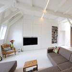 Fehér falakhoz fehér bútort választani ér