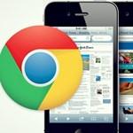Megjelent a Google Chrome iPhone-ra és iPadre