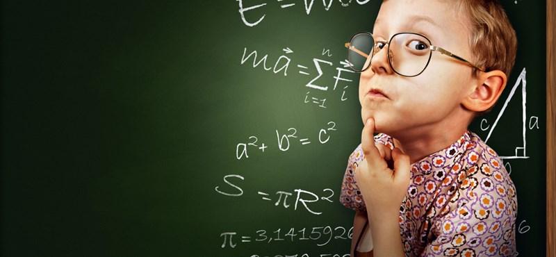 Ez a matematikai feladat sokakon kifog, nektek menne?