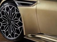 Stílus kimaxolva: csodaszép lett a James Bond-szériás új Aston Martin