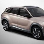 Itt a Hyundai percek alatt feltölthető villanymotoros autója