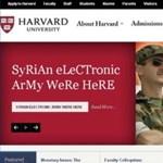 """Meghekkelték az elitegyetem honlapját - titokzatos """"cyberhadsereg"""" fenyegetőzik?"""
