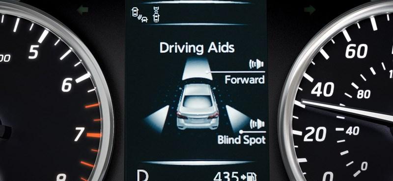 Jók ezek az autós vezetési asszisztensek, csak sokan még kevésbé figyelnek miattuk