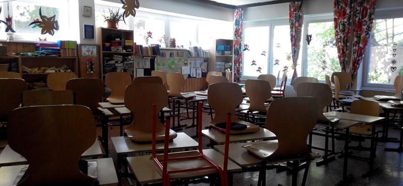 Klik: A pedagógussztrájk miatt elmaradt órák tananyagát be kell pótolni