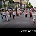 Kíméletlenül pörög a mindenkit megfigyelő kínai rendszer: 23 millió embert tiltott le az utazásról