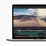 Frissítette az Apple a MacBook Prót, erősebb lett az alapmodell is