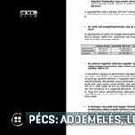 Elbocsátások, adóemelések jöhetnek Pécsen – videó