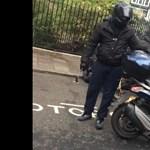Fényes nappal lopták a motort, rájuk szállt az utca népe – videó