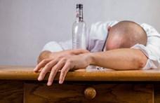 Évtizedek óta nem haltak meg annyian az alkohol miatt Angliában és Walesben, mint tavaly