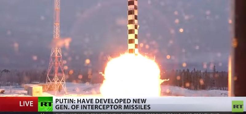 Nyugati hírszerzők orosz rakétatitkokat kaparinthattak meg, beindult az elhárítás