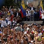 Valahogy csak bejuttattak segélyszállítmányt Venezuelába
