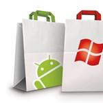 Hátrébb lépett a Microsoft: jönnek az androidos és az iOS alkalmazások Windowsra